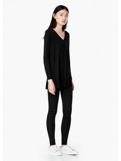 Пуловеры Mango                                                                                                              чёрный цвет