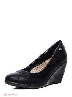Туфли Xti                                                                                                              чёрный цвет