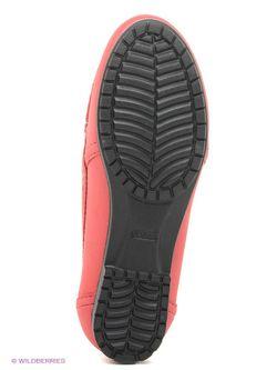 Мокасины Crocs                                                                                                              Коралловый цвет