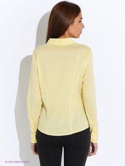 Блузки Oodji                                                                                                              желтый цвет
