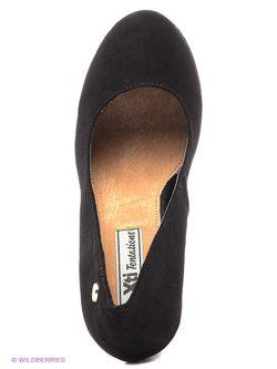 Туфли Xti                                                                                                              черный цвет