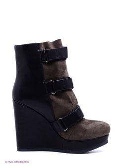 Ботинки Yaro                                                                                                              черный цвет