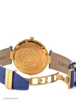 Часы Versace                                                                                                              синий цвет