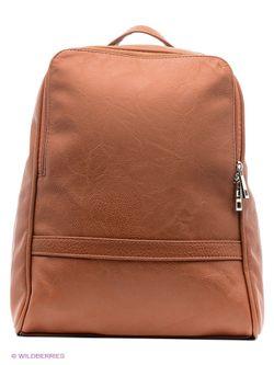 Рюкзаки Медведково                                                                                                              коричневый цвет