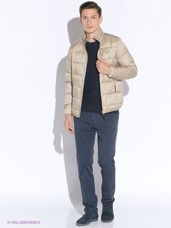 Куртки Tommy Hilfiger                                                                                                              бежевый цвет