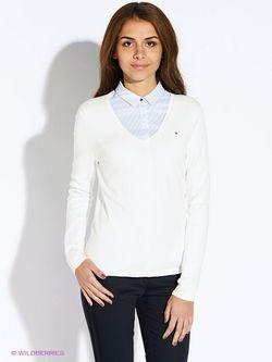 Пуловеры Tommy Hilfiger                                                                                                              белый цвет