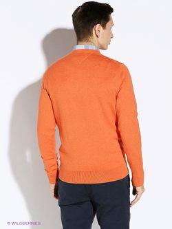 Пуловеры Tommy Hilfiger                                                                                                              оранжевый цвет