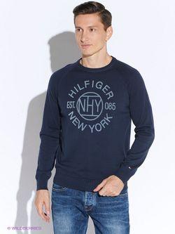 Джемперы Tommy Hilfiger                                                                                                              синий цвет