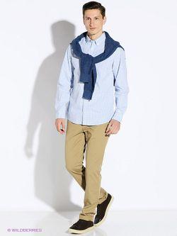 Рубашки Tommy Hilfiger                                                                                                              голубой цвет