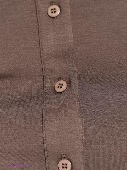 Блузки YUVITA                                                                                                              коричневый цвет