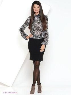 Блузки YUVITA                                                                                                              черный цвет