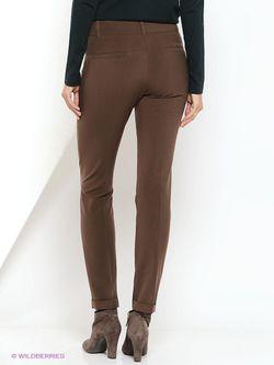 Брюки YUVITA                                                                                                              коричневый цвет