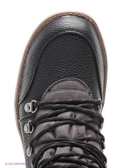 Ботинки Tesoro                                                                                                              чёрный цвет
