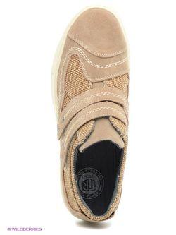 Ботинки Tesoro                                                                                                              бежевый цвет