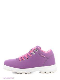 Ботинки Crosby                                                                                                              фиолетовый цвет