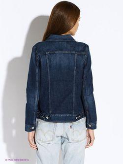Куртки Levi's®                                                                                                              синий цвет