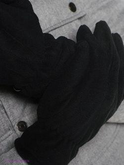 Перчатки Sela                                                                                                              черный цвет