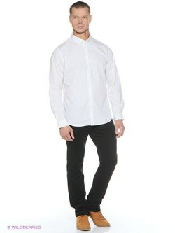Рубашки Sela                                                                                                              белый цвет