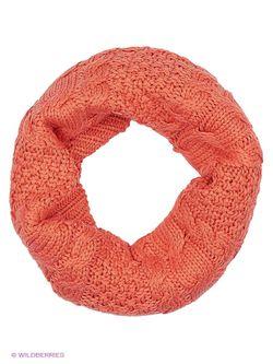 Шарфы Sela                                                                                                              оранжевый цвет
