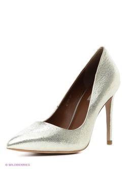 Туфли Vitacci                                                                                                              серебристый цвет