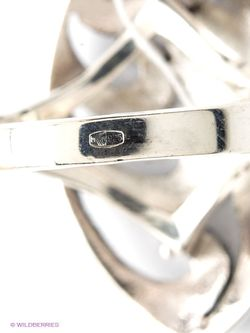 Ювелирные Кольца Silver Wings                                                                                                              коричневый цвет