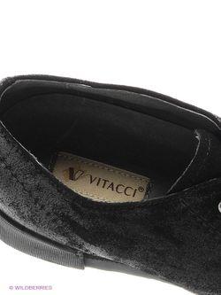 Кроссовки Vitacci                                                                                                              черный цвет