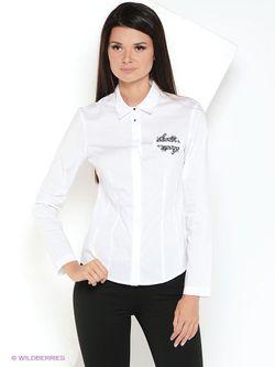Блузки Devur                                                                                                              белый цвет