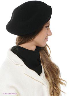 Береты Ваша Шляпка                                                                                                              черный цвет