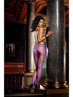 Колготки Baci Lingerie                                                                                                              фиолетовый цвет