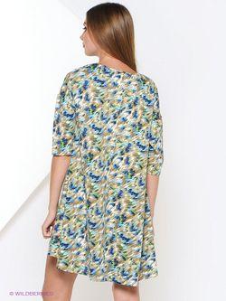 Платья RUXARA                                                                                                              голубой цвет