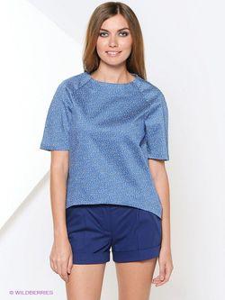 Блузки RUXARA                                                                                                              синий цвет