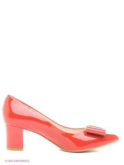 Туфли Moda Donna                                                                                                              красный цвет
