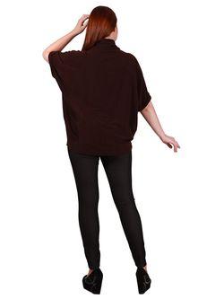 Джемперы Yuliya Shehodanova                                                                                                              коричневый цвет