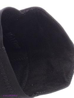 Ботфорты Makfine                                                                                                              черный цвет