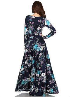 Платья Olivegrey                                                                                                              синий цвет