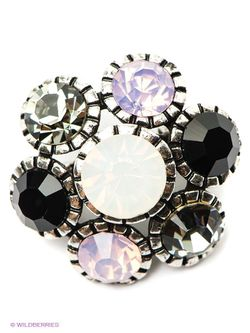 Броши Lovely Jewelry                                                                                                              черный цвет