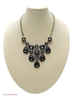 Колье Lovely Jewelry                                                                                                              черный цвет