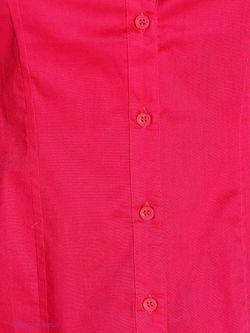 Блузки Oodji                                                                                                              Фуксия цвет