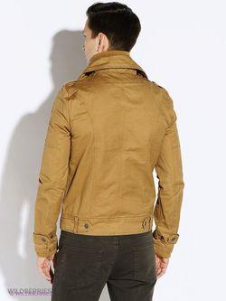 Куртки Oodji                                                                                                              коричневый цвет