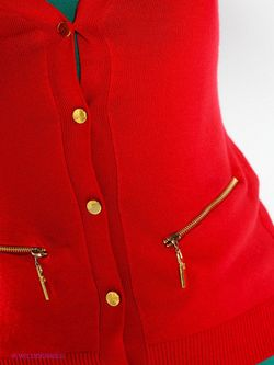 Кардиганы Zarina                                                                                                              красный цвет