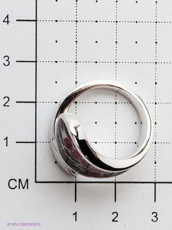Кольца Christian Lacroix                                                                                                              серебристый цвет