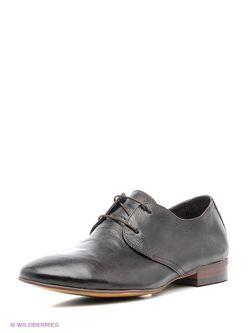 Ботинки Calipso                                                                                                              коричневый цвет