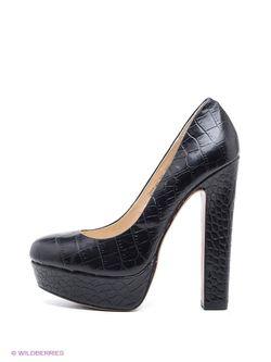 Туфли Dino Ricci                                                                                                              черный цвет
