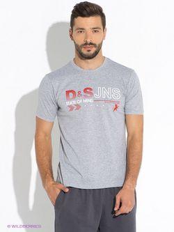 Футболки D.S                                                                                                              серый цвет