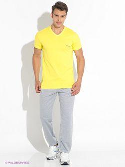 Футболка D.S                                                                                                              желтый цвет
