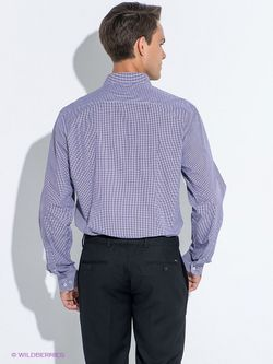 Рубашки Oodji                                                                                                              фиолетовый цвет