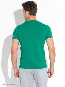 Футболки D.S                                                                                                              зелёный цвет