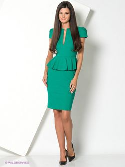 Платья Goddess London                                                                                                              зелёный цвет