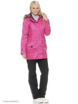 Куртки Icepeak                                                                                                              розовый цвет