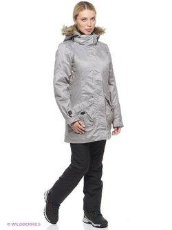 Куртки Icepeak                                                                                                              серый цвет
